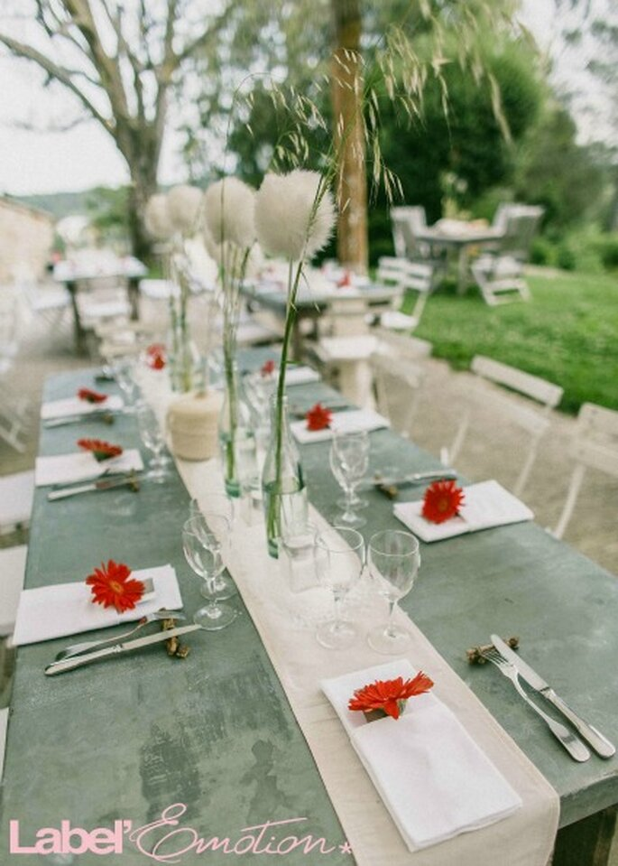Formation et accompagnement de grande qualité vous permettront d'appréhender sereinement le monde du mariage - Photo : Label' Emotion