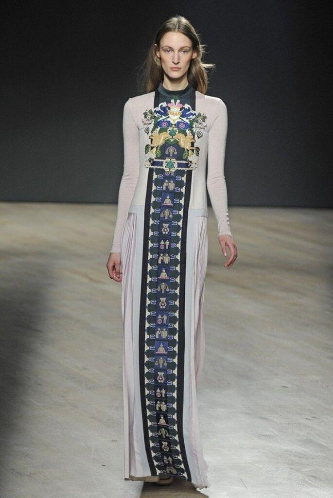 Vestidos de novia poco convencionales para las más fashionistas - Foto Mary Katrantzou