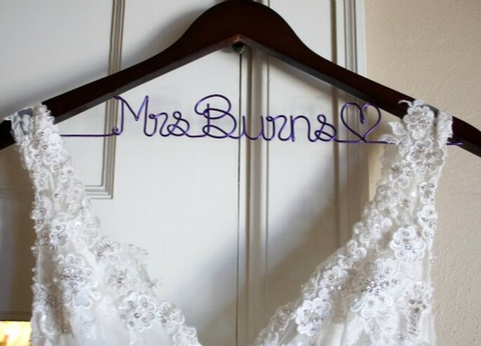 Foto: Wedding Hanger Shop