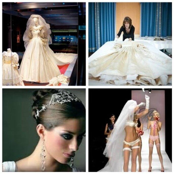 el ajuar puede ser ropa intima, vestido de novia, ropa de dormir o todo lo anterior incluido la ropa para la luna de miel.