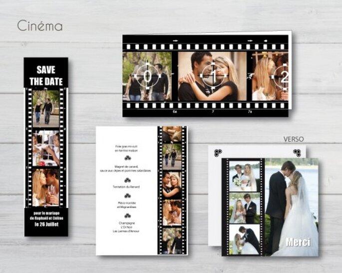 Sur Carteland, à vous de faire votre choix parmi la dizaine de formats proposés et la centaine de couleurs disponibles