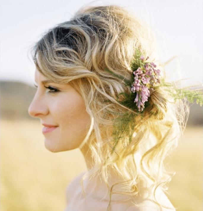 Cómo elegir el mejor tocado de novia - Foto Ben Q Photography