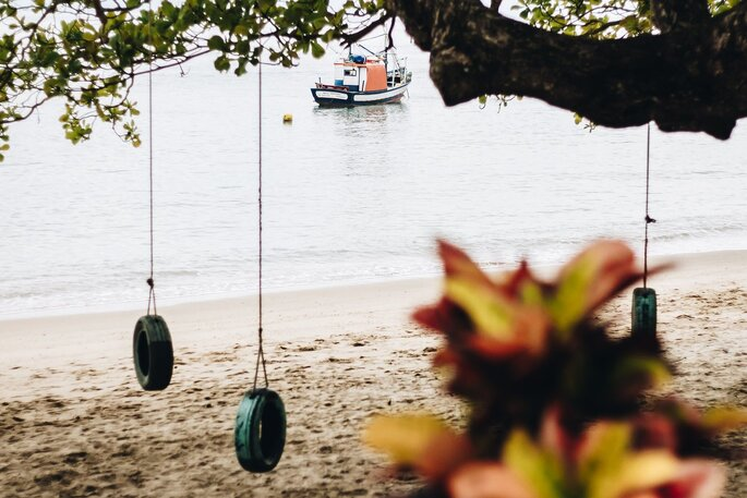 Local da cerimônia e da festa: Vila Salga - Fotografia: Beach Style Weddings