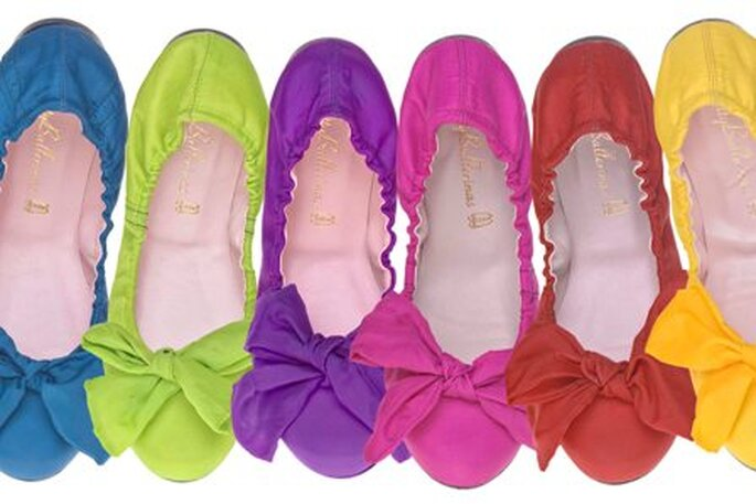 Prettybailarinas - Parachuete Collection