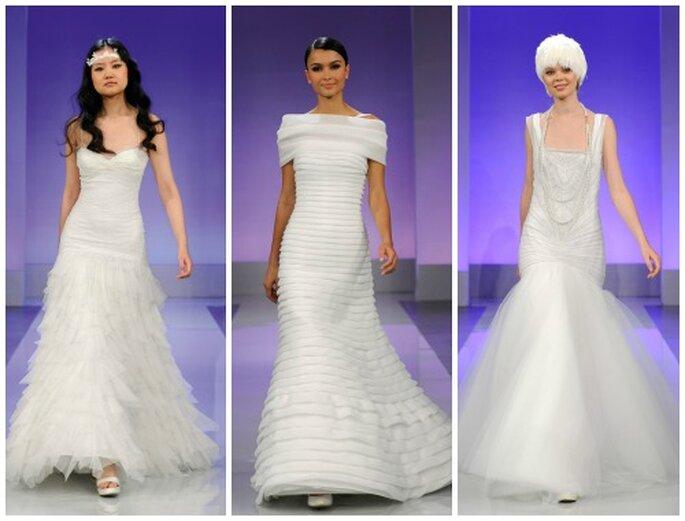 """Per una sposa dallo stile """"francese""""! Cymbeline Collezione 2013. Foto: www.cymbeline.com"""