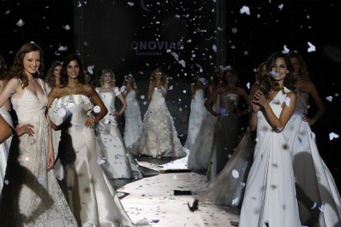 Diferentes escotes para tu vestido de novia - Pronovias