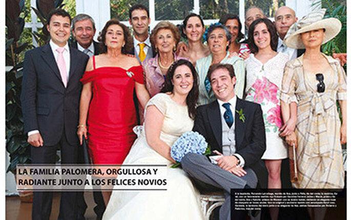 """Revista """"Si quiero"""" de tu boda - Memoralia"""