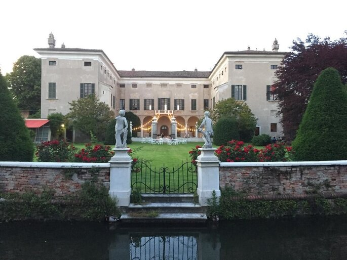 Villa Il Labirinto - Lieu de réception mariage - Italie