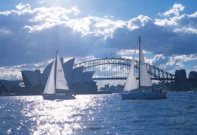 Luna de miel en Sydney
