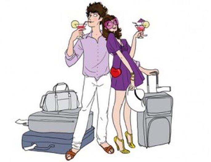 Top 10 de los mejores viajes de novios