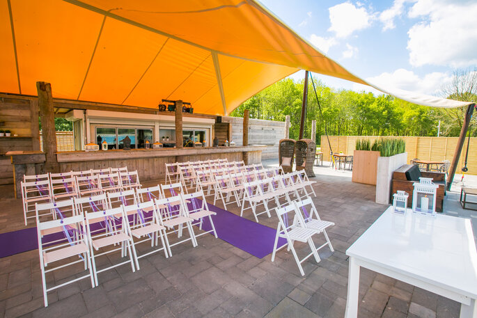 Foto: Beachclub Sunrise - Buddha Lounge