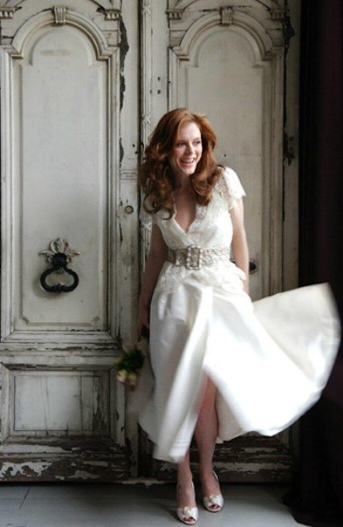 """Vestido """"Nicola"""" de Kate Halfpenny"""