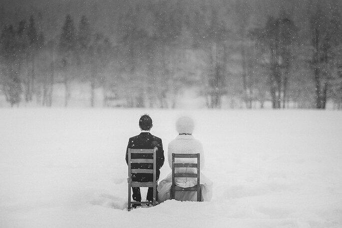 Matrimonio Tema Inverno : Come decorare il tuo matrimonio invernale in 5 semplici passi