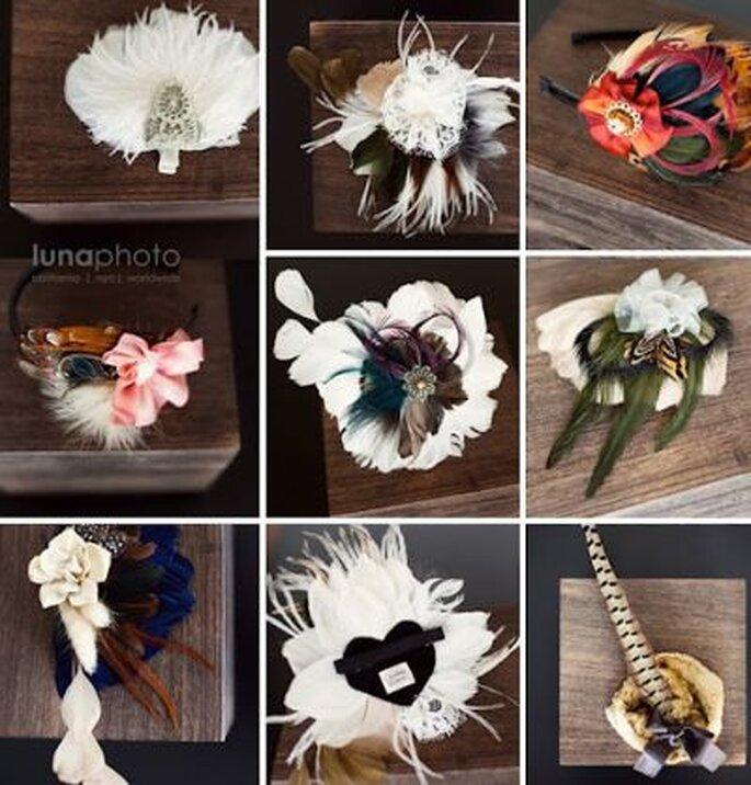 Haarschmuck für Hochzeitsgäste - rachellarraine_hairpieces