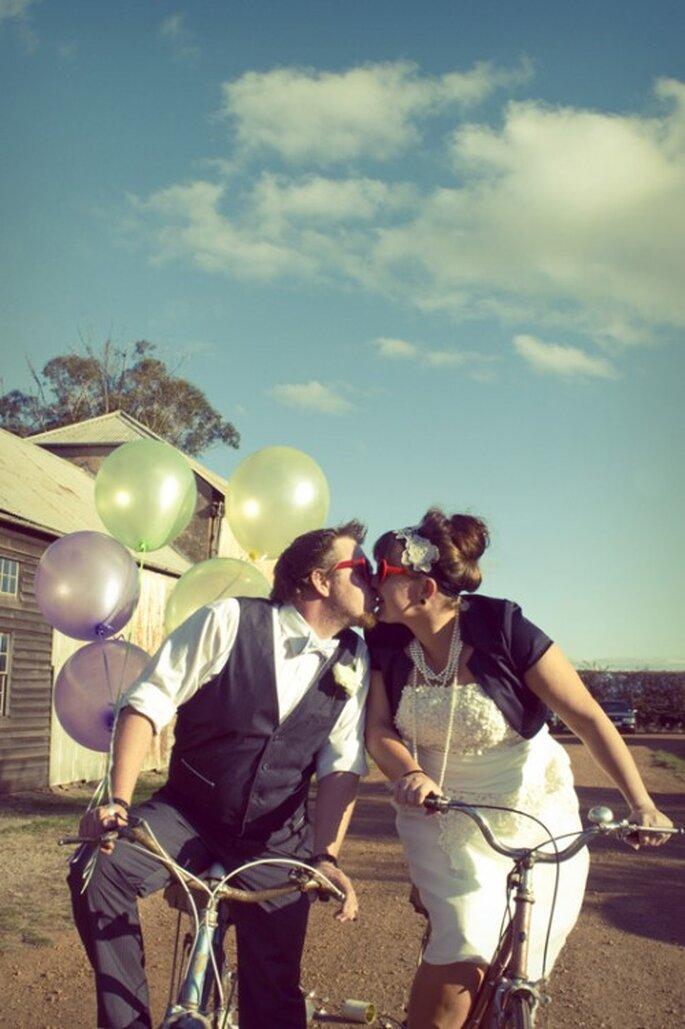 Hochzeiten im Stil der 50er Jahre - ein Trend für 2014 - Foto Tantari Photography