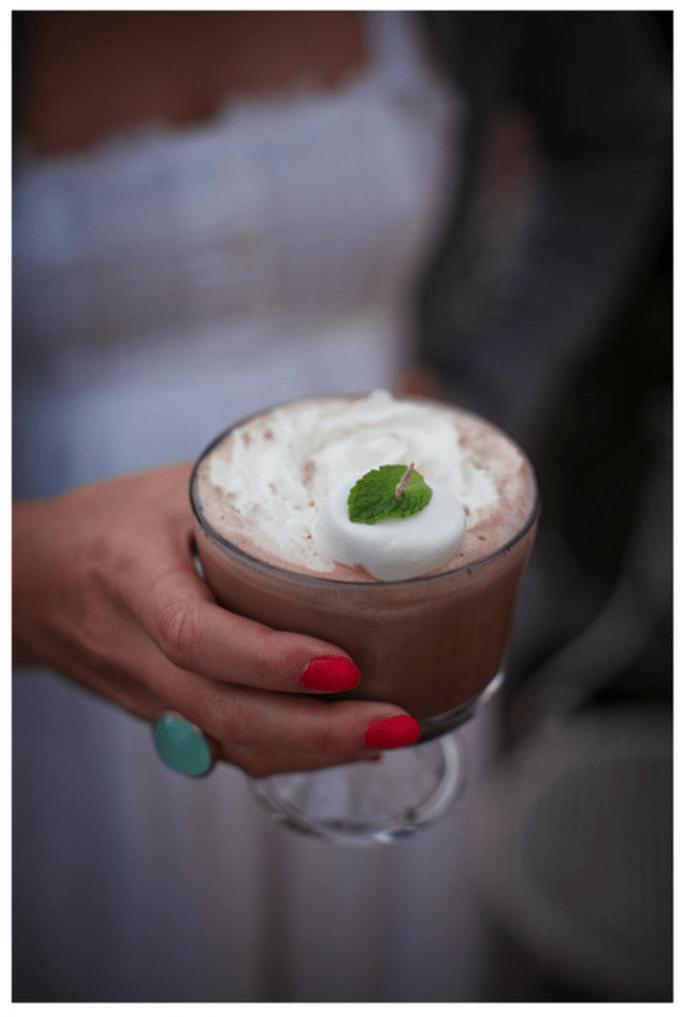 Incluye martinis o bebidas alcohólicas de chocolate - Foto Tim Halberg