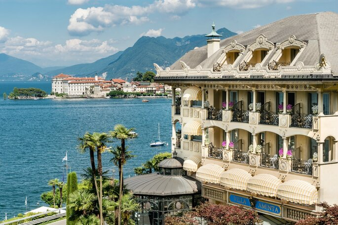 Villa & Palazzo Aminta