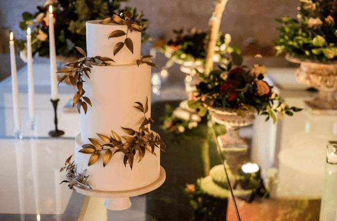 Decoração de CRACHÁ – Wedding Agency