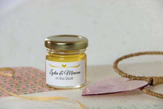 Mon Petit Pot de Miel, cadeau d'invité à commander en ligne
