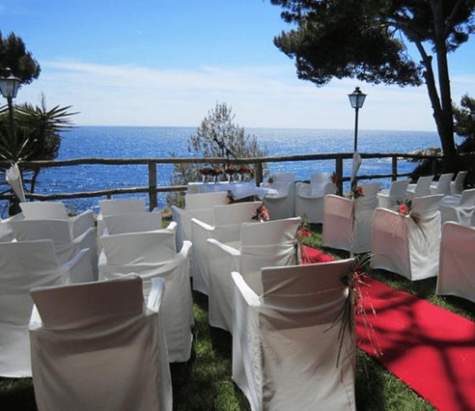 Boda en Silken Park Hotel San Jorge, Costa Brava