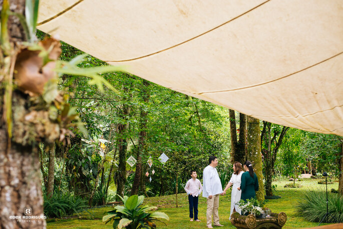 Local da cerimônia: Restaurente Rosmarinus - Foto: Eder Rodrigues Fotografia