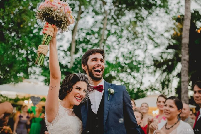 Melhor dia da vida do casal!