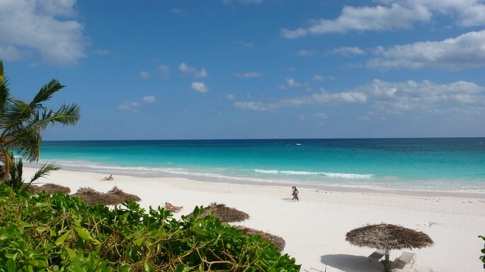 Photo : The Islands of The Bahamas / Harbour Island Beach