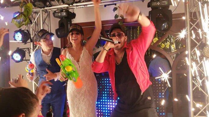 UrbanShow Colombia Música en vivo para bodas