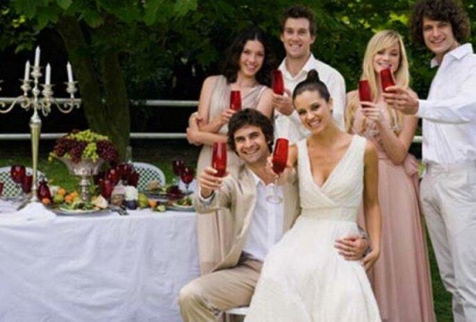 Cocktail de mariage, on mise sur les animations ! -(C) A perfect celebration