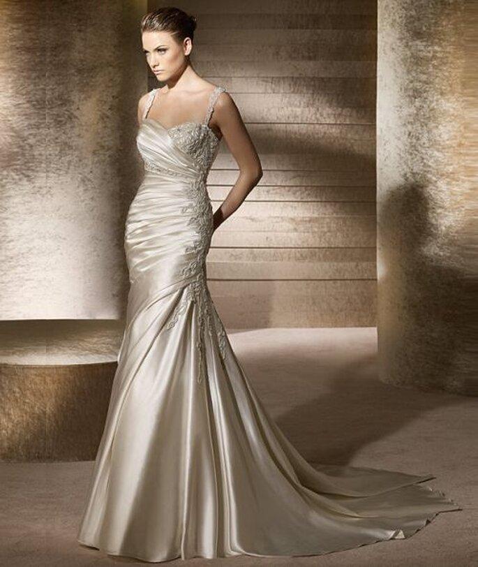 11 robes de mari e avec des lignes asym triques pour