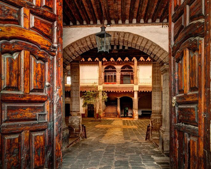 Foto: Hacienda de Santa Mónica