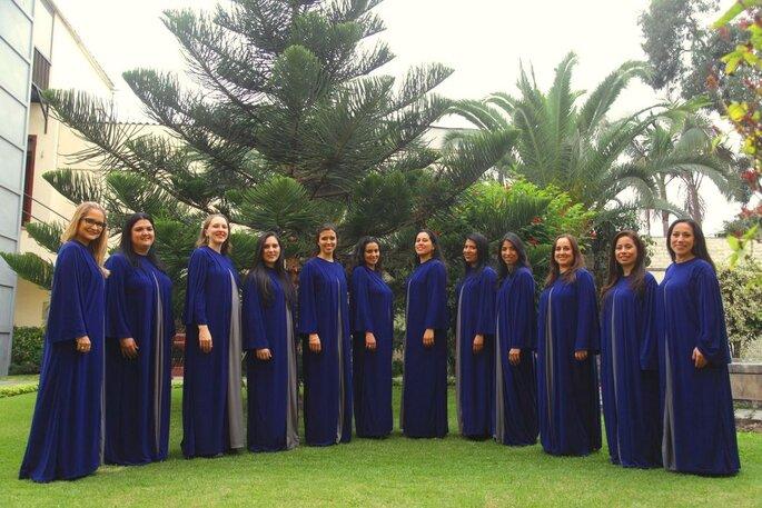 Coro Arpegio coro Lima