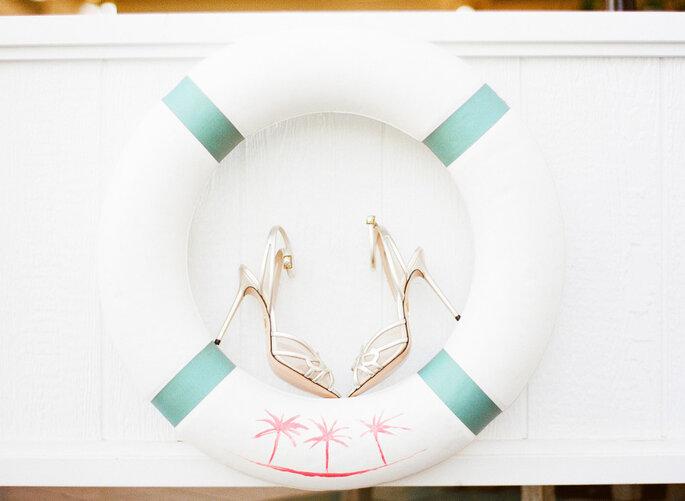 Detalles para una boda náutica - Lisa Pires - Love Note Photography