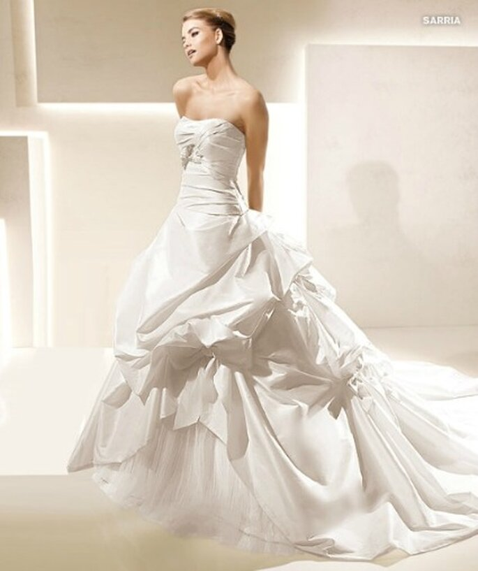 Sarria Collection BallGown - La Sposa 2012