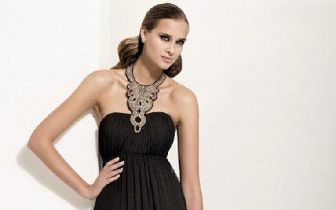 Colección de vestidos de fiesta Pronovias 2011