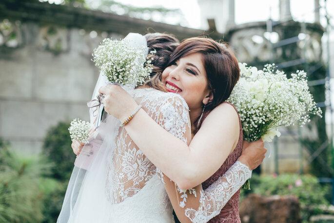 5 razones para que tu mejor amiga sea tu madrina de bodas