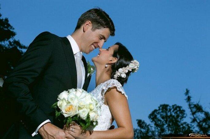 Le lieu de réception de votre mariage doit vous correspondre - Photo : Rocha Fotografia