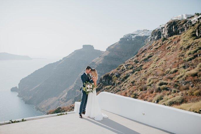 Bespoke Wedding Santorini