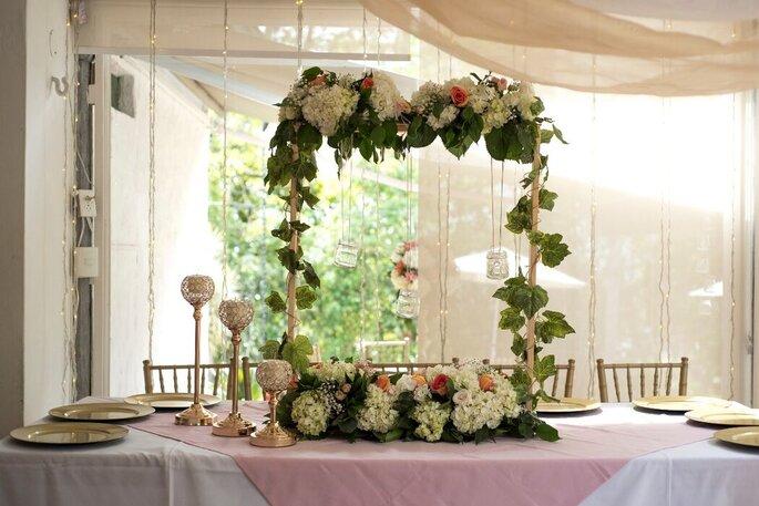 Adriana Mesa Eventos Wedding Planner Medellín