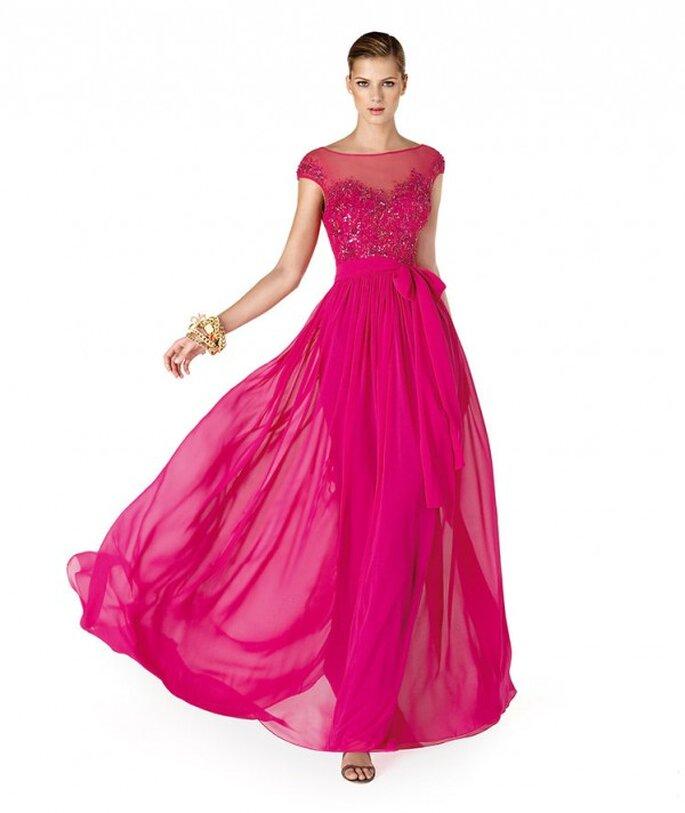 Cuál es el mejor color de vestido para mis damas de boda?