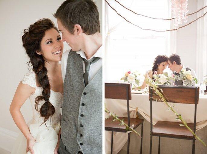 Real Wedding: Una boda inspirada en el encanto del ballet - Foto Yan Photo