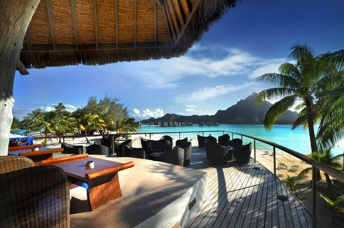Le Méridien à Bora Bora