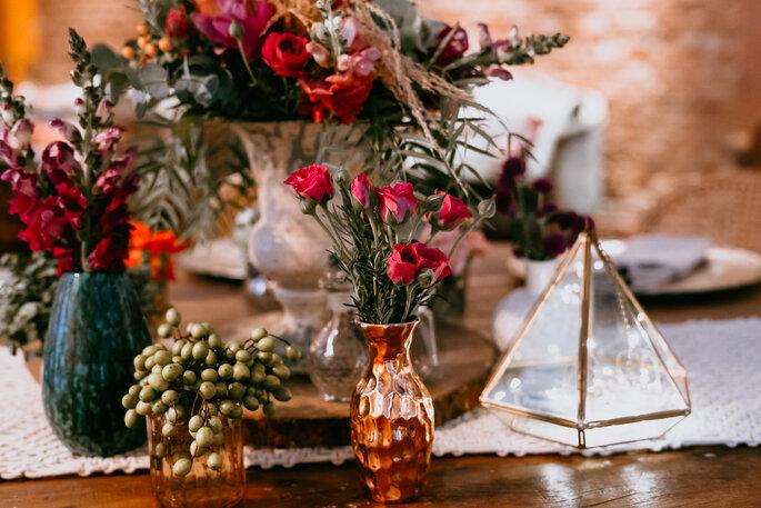 Decoração farm wedding
