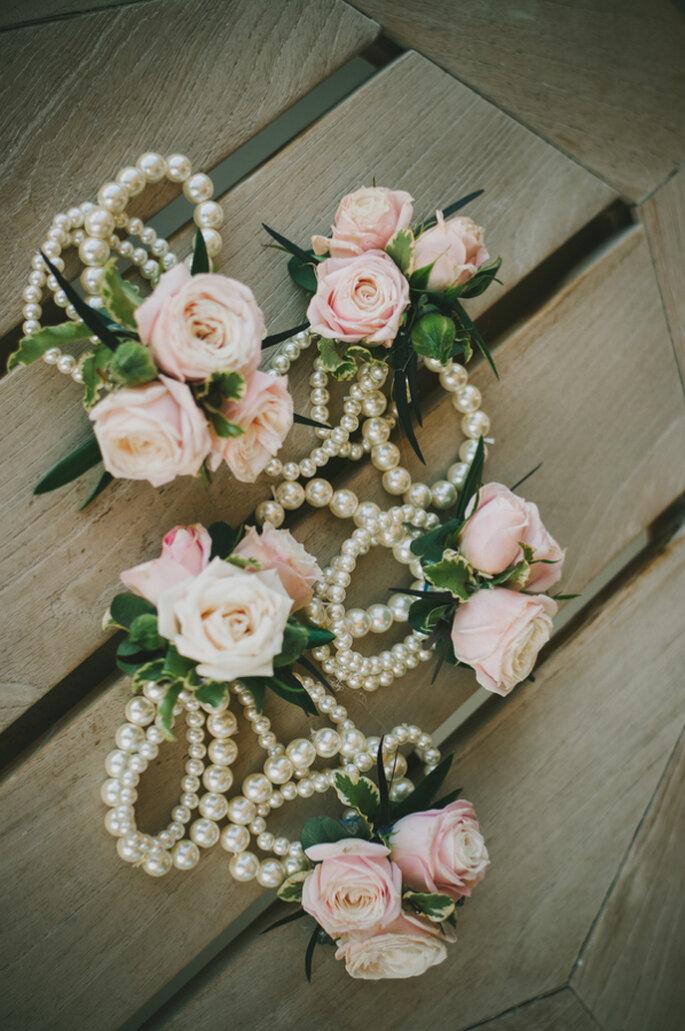 Inspiration pour votre mariage une d coration rose for Anne marie witmeur decoration