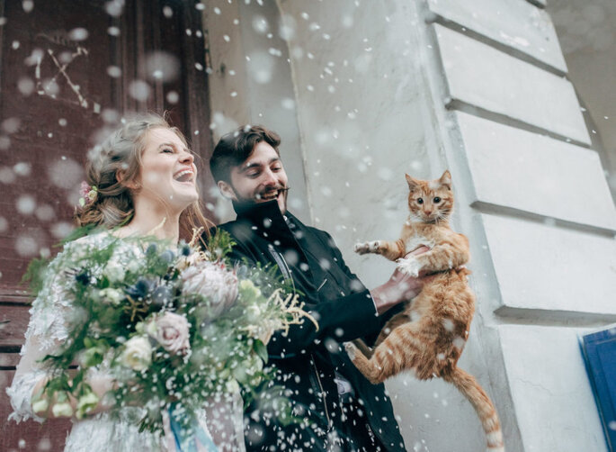 La fotógrafa de bodas Natalie Malova