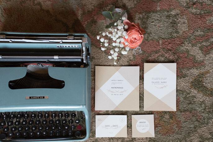 Agnese Spina Imagery - wedding stationery