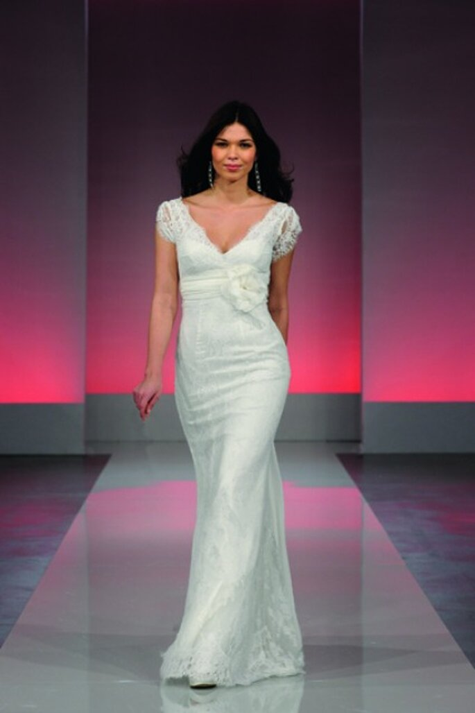 Cymbeline 2013 nous présente la robe de mariée Gala au travers de son film Vintage