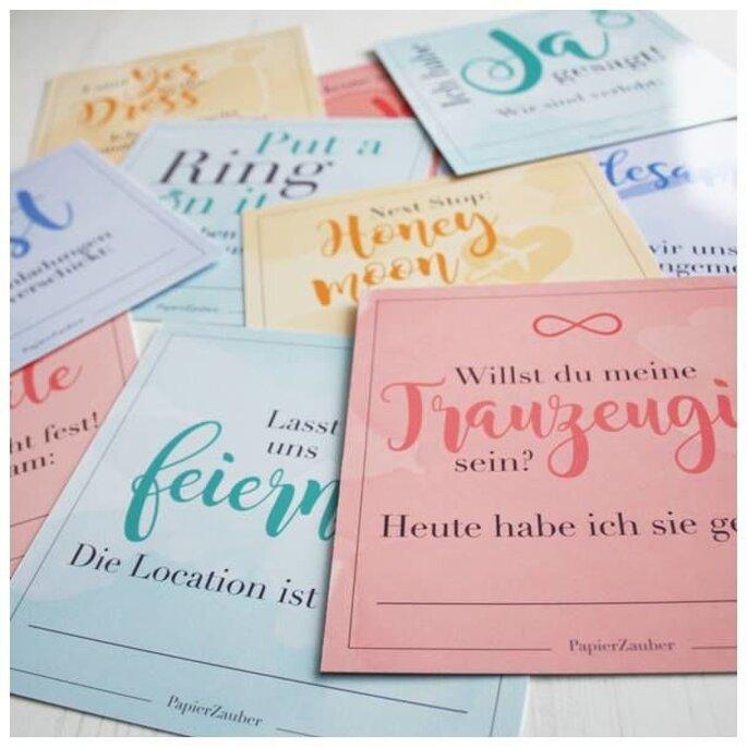 PapierZauber – Papeterie, Kartendesign & Dekoration