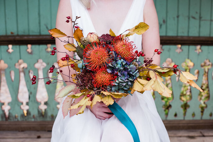 Agnese Spina Imagery - bouquet colorato