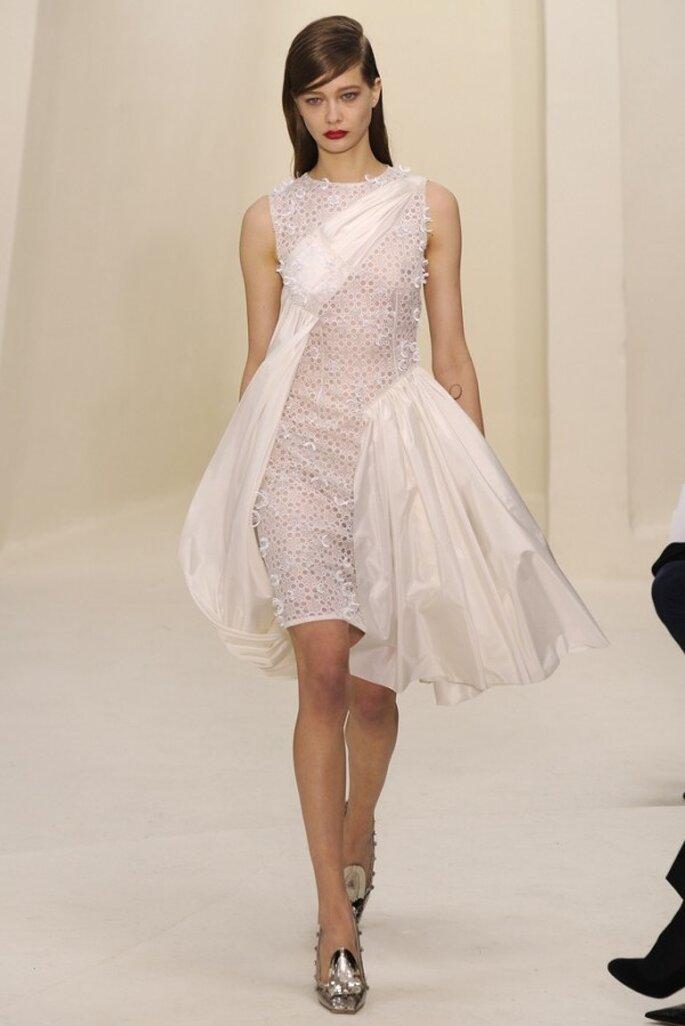 Los vestidos de novia alta costura que nos robaron el aliento este 2014 - Foto Dior